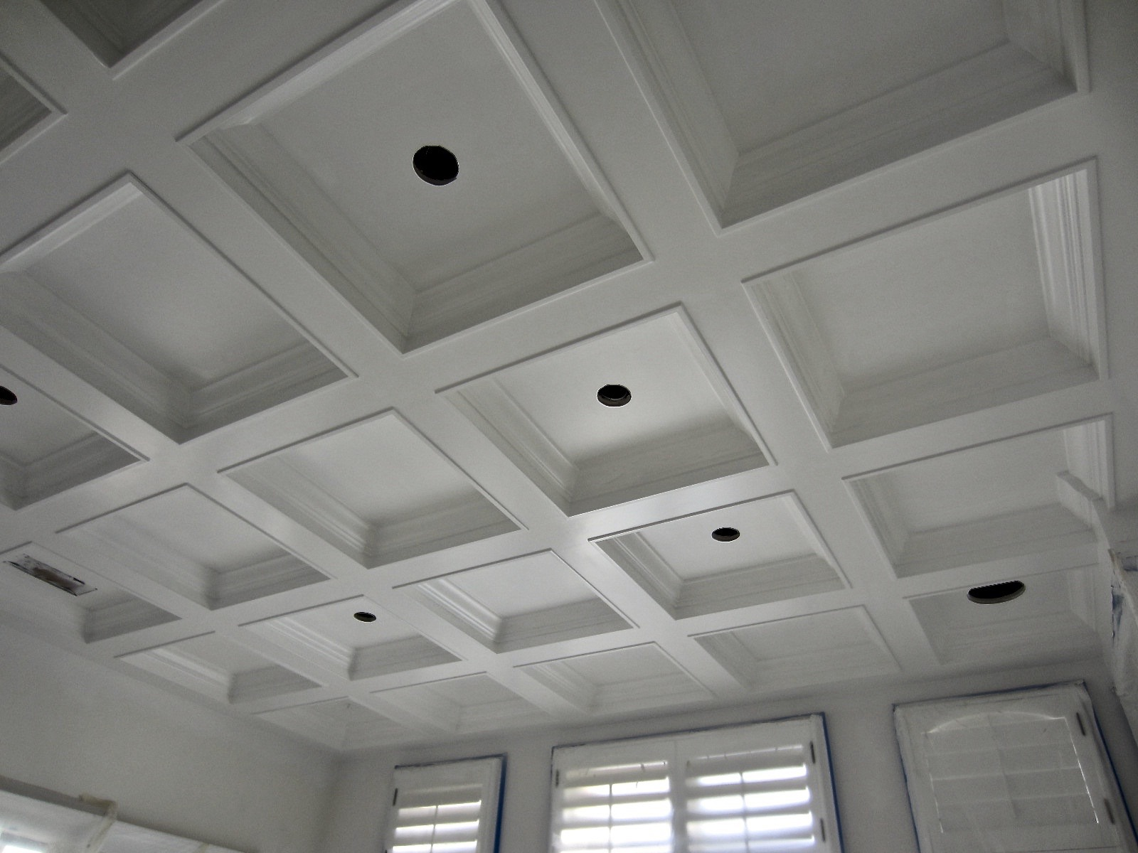 Ceiling and Coverings